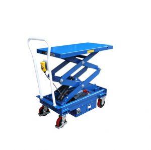 ES50D elektriskā šķērveida pacelšanas galds